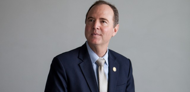 California Rep. Adam Schiff wants Rep. Devin Nunes to recuse himself from the House Intelligence Committee's investigation into last year's meddling by Russia in the presidential election