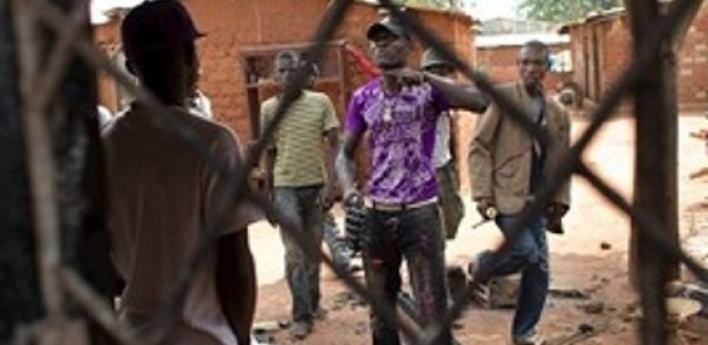 Violence continues in the Central African Republic
