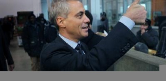 Mayor Rahm Emanuel has long promised a more open city government.