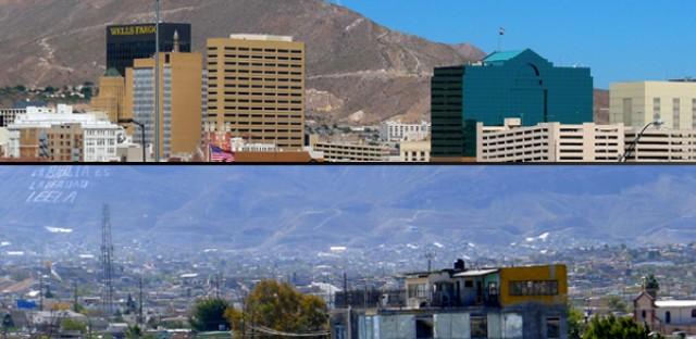 El Paso, Texas, and Ciudad Juarez