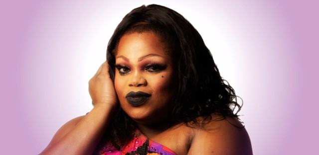 Silky Nutmeg Ganache hopes to be the first Chicagoan to win RuPaul's Drag Race. She joined the Morning Shift in April 2019.