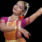 "The performers in ""Ratri"" blend Bharatnatyam, Kathak and Kuchipudi dance styles"