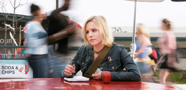 "Hulu is reviving ""Veronica Mars"" for an eight-episode run on July 26. (AP Photo/UPN, Scott Garfield/ 2004 Warner Bros.)"