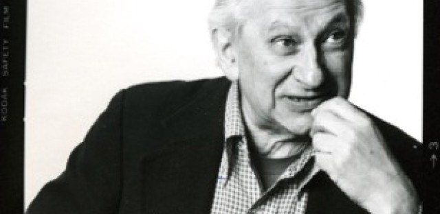 Radio Diaries : #70: The Working Tapes of Studs Terkel (Hour Special) Image