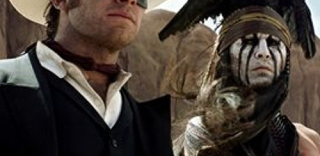 'The Lone Ranger' flops at the box office