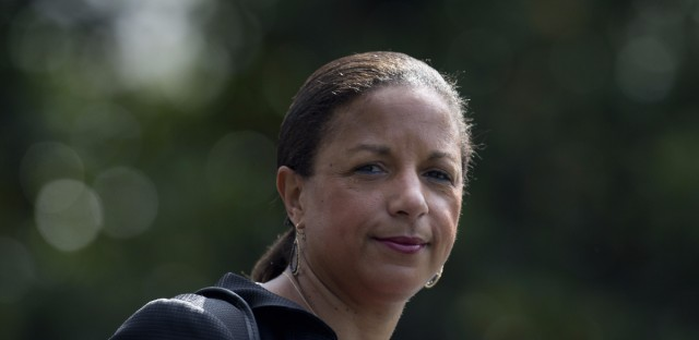 In former national security adviser Susan Rice, Republicans have found a familiar foe. President Trump has tried to turn attention related to the investigation of Russian meddling in the U.S. election toward her.