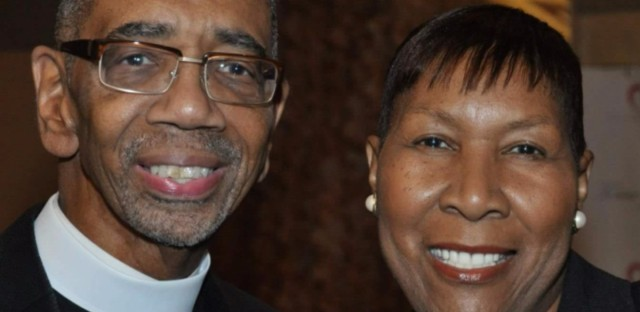 Carolyn Rush, the wife of U.S. Rep. Bobby Rush, died Monday morning of congestive hear failure, according to the congressman's spokeswoman.