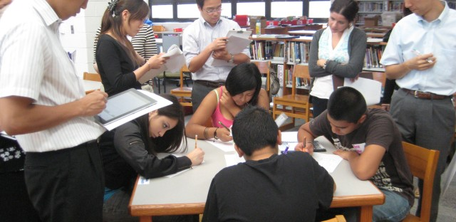 Class dissection: 'Lesson study' aims to improve teaching