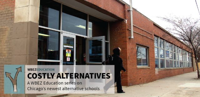 A Pathways In Education alternative high school at 3124 W. 47th St. in Chicago
