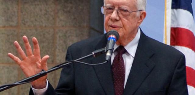 "President Jimmy Carter: ""Reflections at Ninety"""