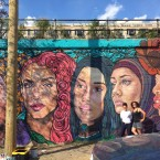 Pilsen Mural Of Underrepresented Women