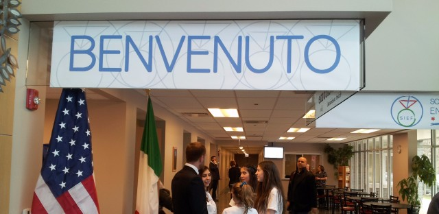 The Scuola Italiana Enrico Fermi is the first bilingual Italian school in Chicago.