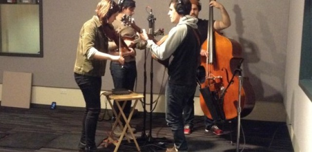 Mipso bring an updated sound to their Appalachian influences