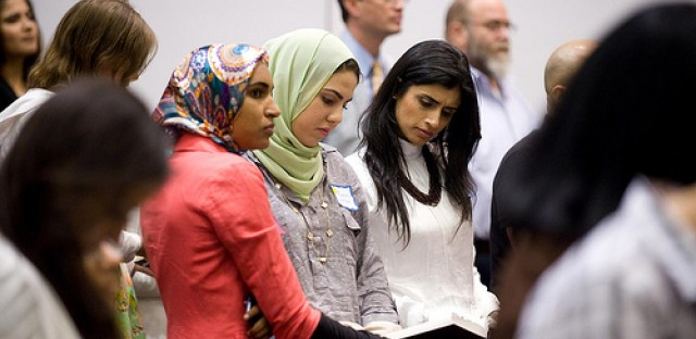 Muslims and Jews sing, talk and protest their way to interfaith cooperation