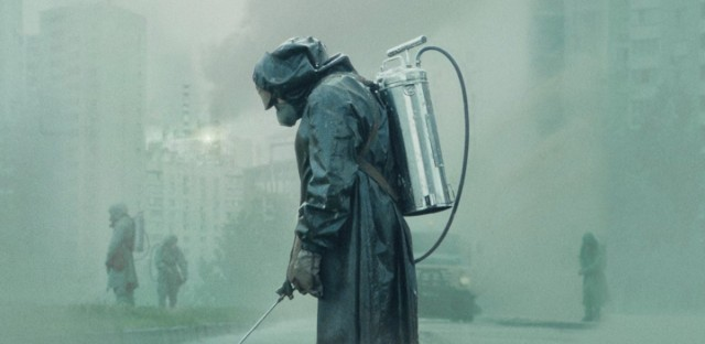 """Chernobyl"" tells the story of the world's worst nuclear power plant accident."