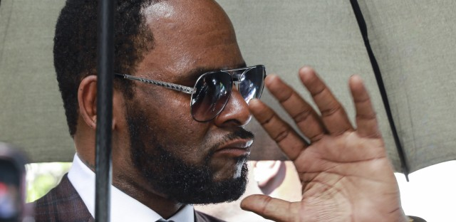R. Kelly federal indictment