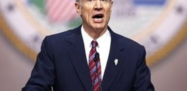 Afternoon Shift: Bruce Rauner says Illinois is in a 'moral and ethical crisis'