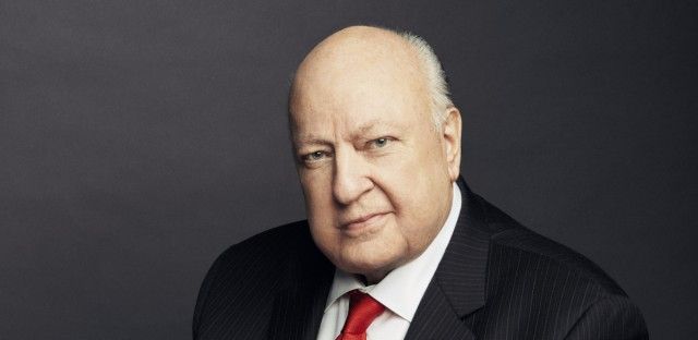 Then-Fox News Chairman and CEO Roger Ailes, photographed in Nov. 2015.