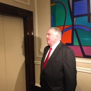 Jay Doherty at City Club
