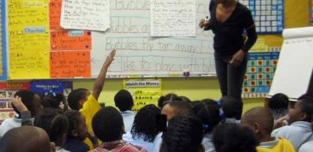 Diverse neighborhoods, segregated schools