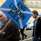 Scottish referendum splits public opinion