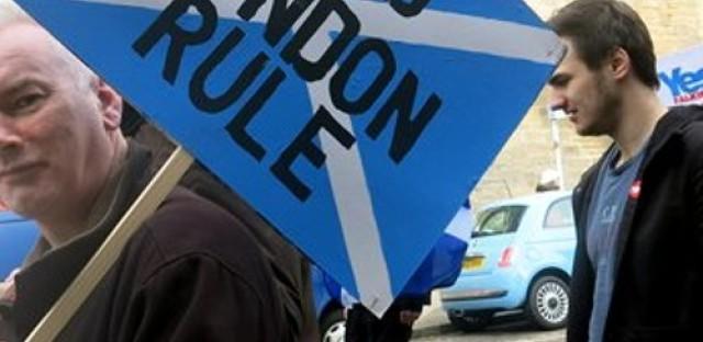 Scottish referendum splits public opinion