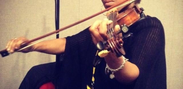 The music of jazz violinist Regina Carter