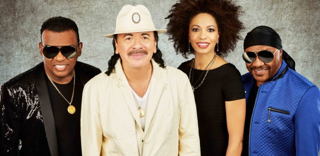 Alt.Latino : Making 'Power Of Peace' With The Isley Brothers Checks One Off Santana's Bucket List Image