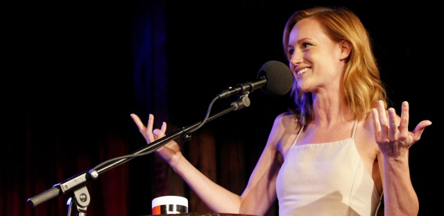 Ask Me Another : Kerry Bishé: Halt And Catch Science Image