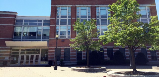 The National Teachers Academy elementary school at 55 W. Cermak Rd. in Chicago is slated to convert next year into a high school serving students on the Near South Side.