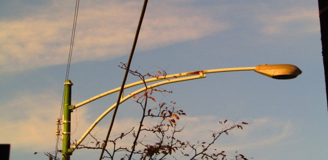 The city of Chicago is replacing older streetlights with new LED alternatives.