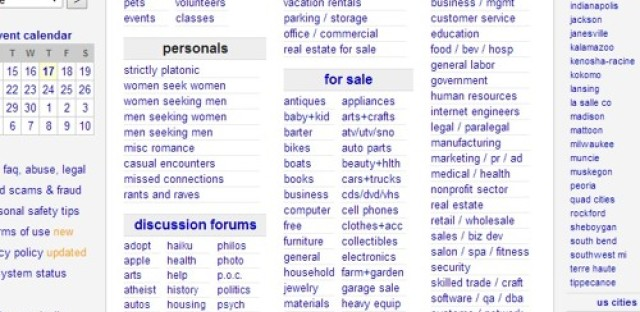 Play features the funny in awkward Craigslist ads