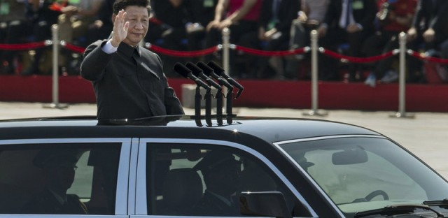 Xi Jinping presided over a Beijing military parade marking the 70th anniversary of the end of World War II. To some observers, this showed Xi in firm political and military control. On the economic side, though, the signals are more mixed. Kevin