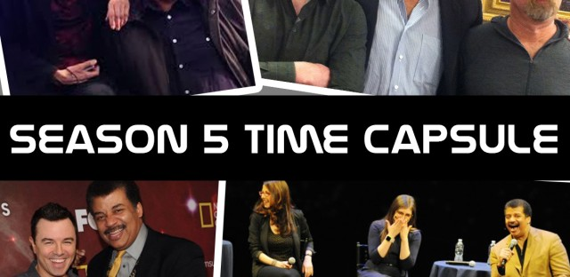 StarTalk Radio : Season 5 Time Capsule (Part 1) Image