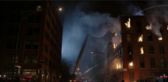 'Chicago Fire' simmers, doesn't explode, with feeling for the city