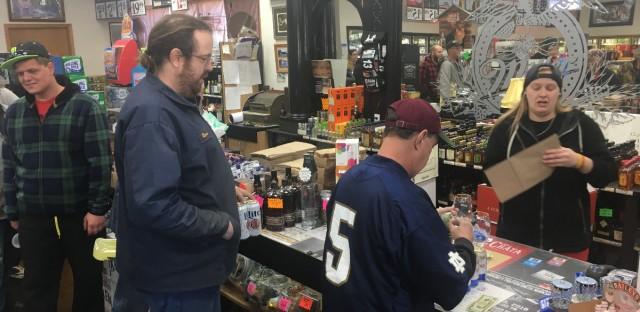 Indiana Liquor Sunday Sales