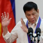 Duterte Philippines Drug War