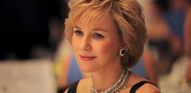 """Naomi Watts as the iconic Princess Di in """"Diana"""""""