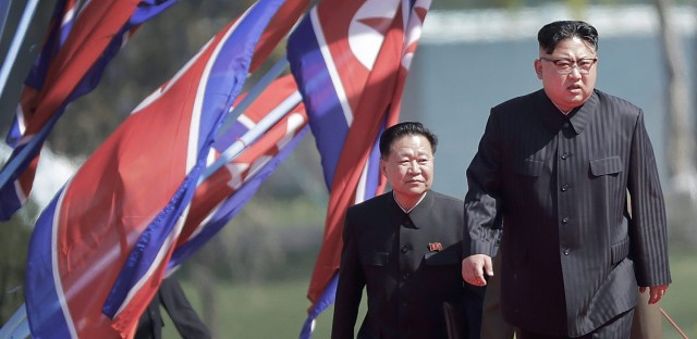 Tensions Build Between U.S., North Korea And Neighbors