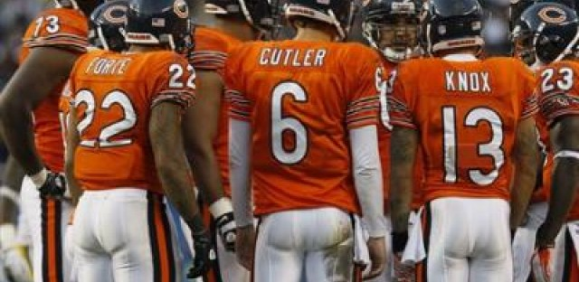 And time! Who had week 3 for the 'When will the Bears get booed by their fans?' pool?
