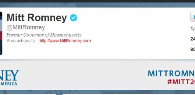 Robots DID take over Mitt Romney's Twitter