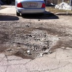City of Chicago's war on potholes