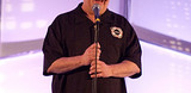 Comedian Dom Irrera brings the funny
