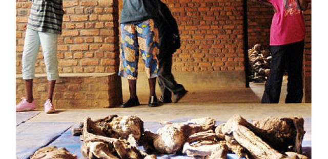 Rwanda Genocide: Former UN General Romeo Dallaire on what went wrong