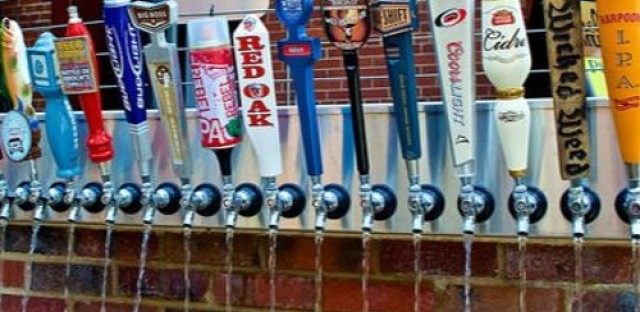 Craft Beer Industry Competes for Limited Taps