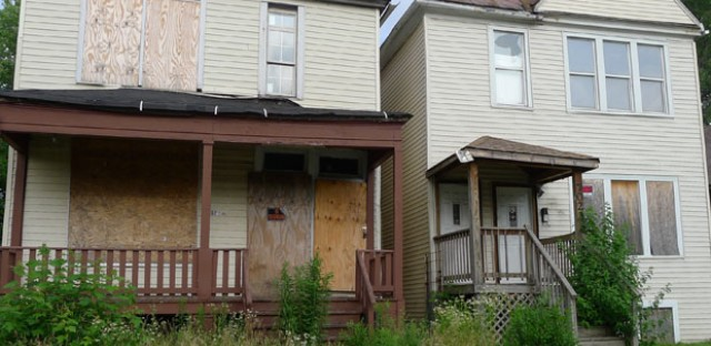 Vacant homes have devastated many Chicago communities. Take Root Chicago want to help save them before they get that way.
