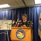 Cook County Clerk David Orr expects voter turn out to meet or exceed 43%, the record set in 2008.