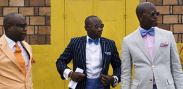 Dandies hit the streets of Kinshasa, Paris and London