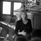 State Rep. Jeanne Ives in the well of the House of Representatives at the Illinois Statehouse.