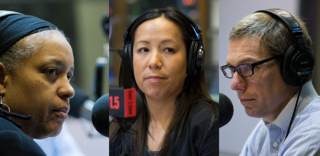 For this week's new roundup, we hear from NPR's Cheryl Corley, the Chicago Tribune's Vikki Ortiz Healy, and ProPublica Illinois' Mick Dumke.